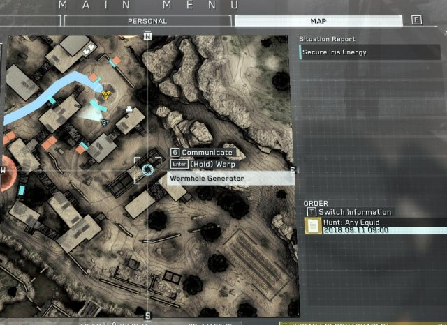 Metal Gear Survive - Co-op Wormhole Generator (Teleporting)