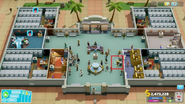 Two Point Hospital - Epidemics