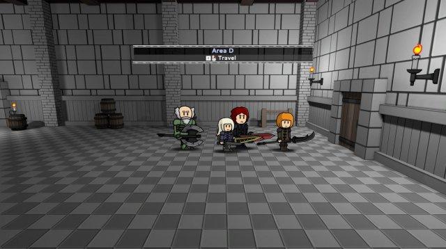 Majula Frontier - Basic Gameplay