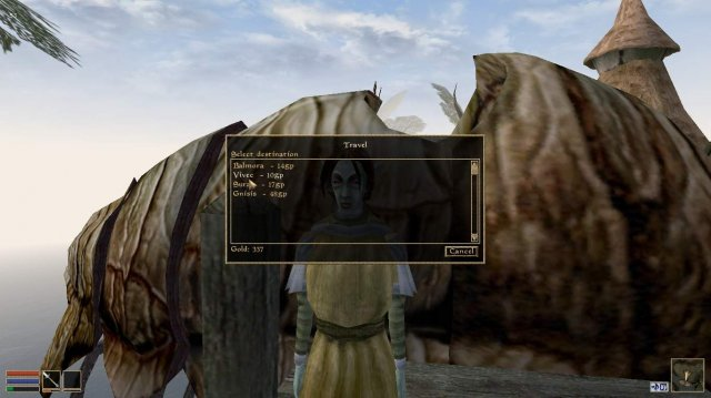 The Elder Scrolls III: Morrowind - How to Make a Lot Gold with Any Character (New / End Game)