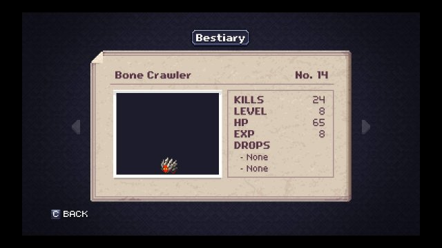 Chasm - Visual Bestiary & Item Drop Guide