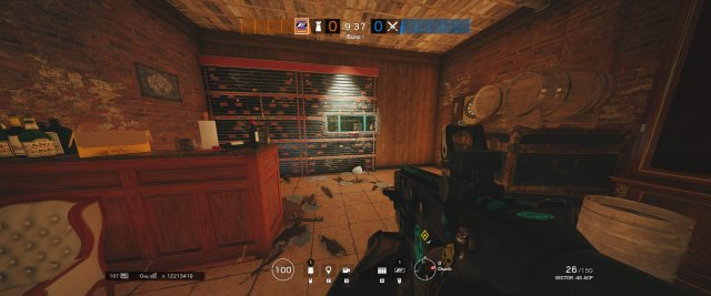 Rainbow Six Siege - Viable Mira Locations, Clubhouse