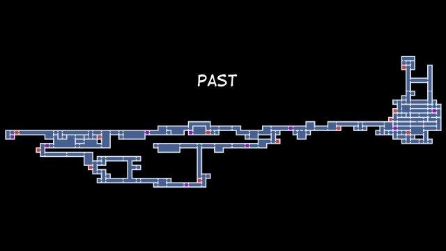Timespinner - 100% Maps