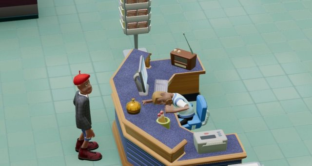 Two Point Hospital - Staff Management Guide