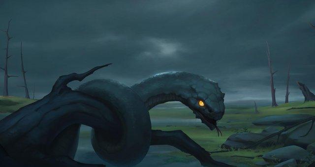 Northgard - Svafnir - Snake Clan Guide