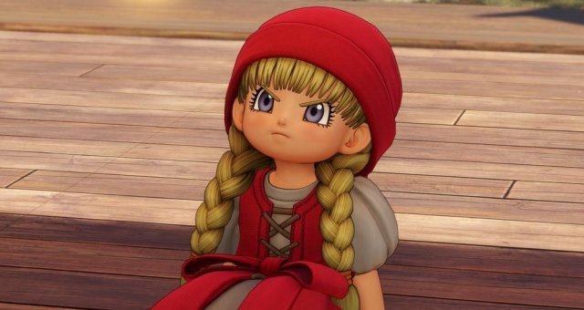 Dragon Quest XI: Echoes of an Elusive Age - How to Get the Puff-Puff Buff Achievement