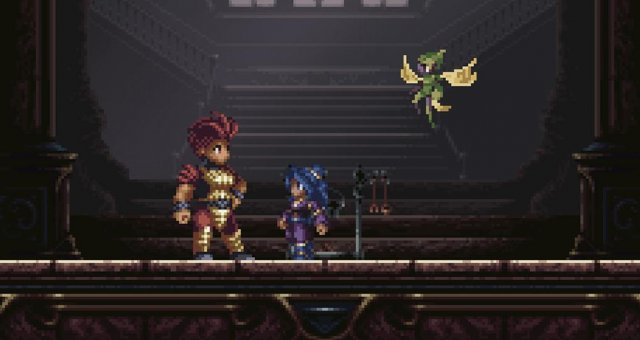 Timespinner - 100% Maps