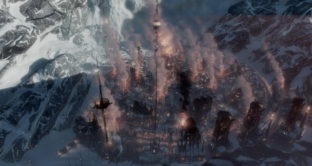 Frostpunk - Complete Unlocks: Golden Path