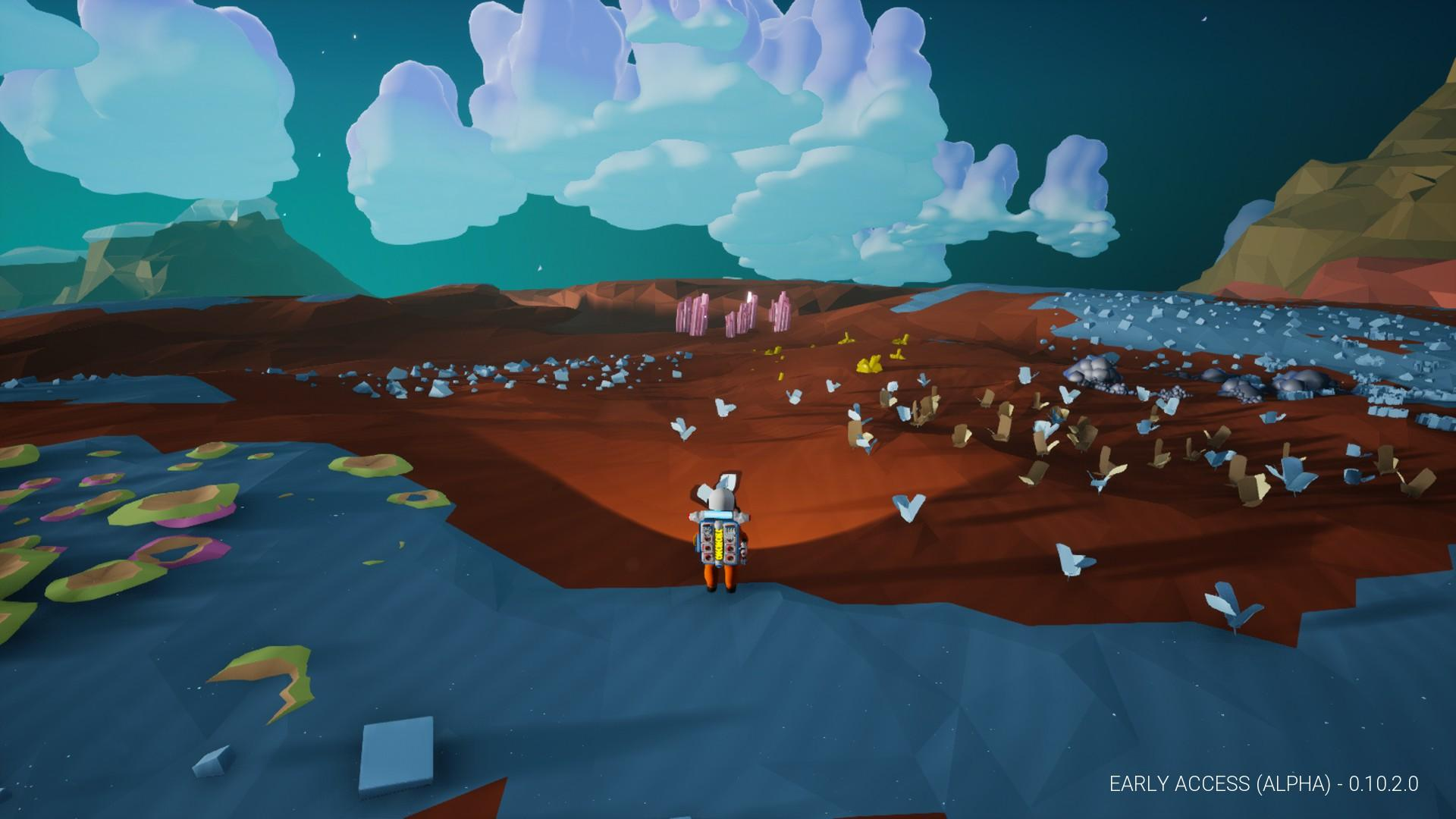 Where can you find wolframite in astroneer