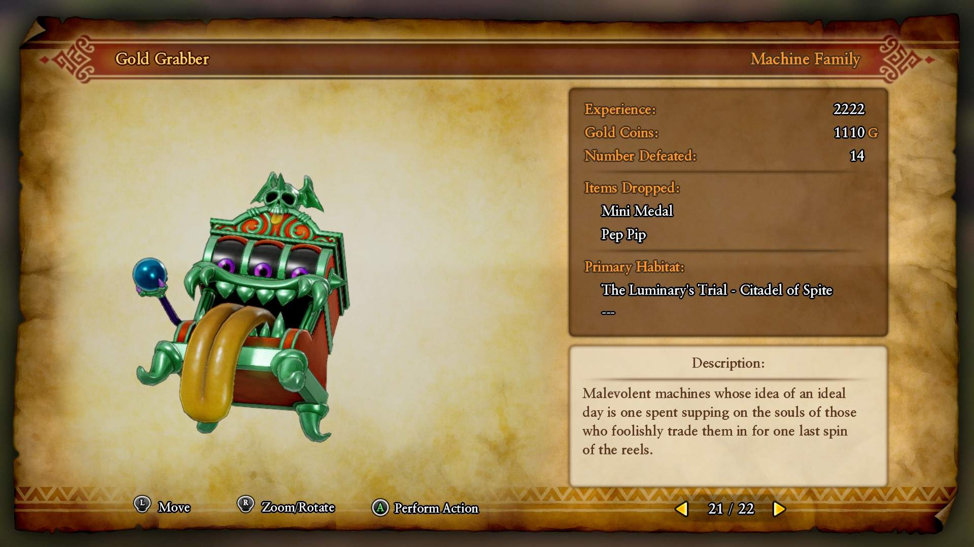 Dragon Quest XI: Echoes of an Elusive Age - Farming Pep Pips and Pep