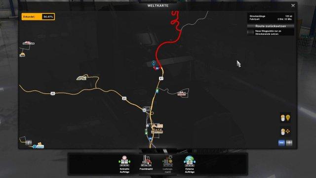 American Truck Simulator - Achievement Guide (Oregon DLC)