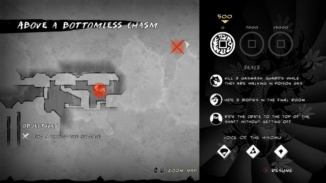 Mark of the Ninja - Voice of the Hisomu Scrolls (Remastered)