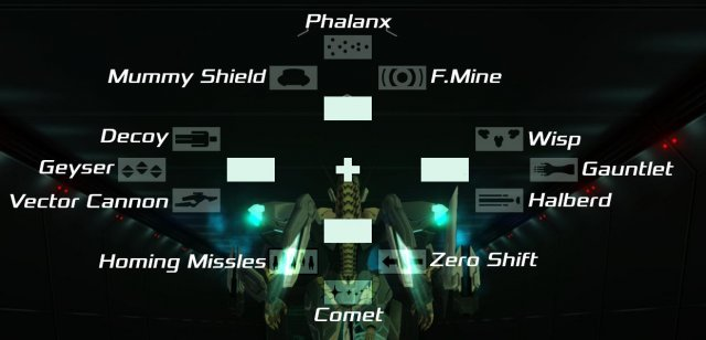 Zone of the Enders The 2nd Runner Mars - Memorizing Pro Controls Subweapons