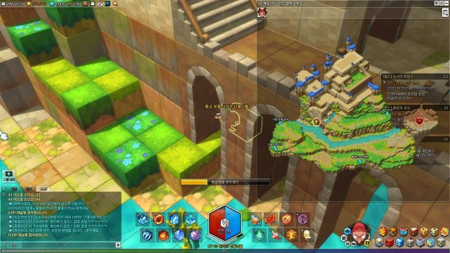 MapleStory 2 - Hidden Golden Treasure Chests Locations