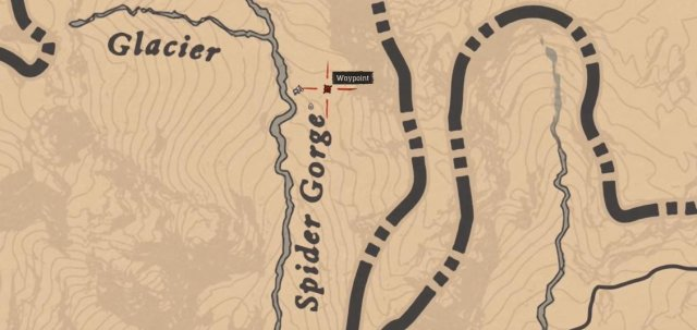 Red Dead Redemption 2 - All Grave Locations