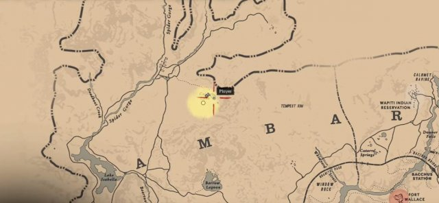 Red Dead Redemption 2 - All Poisonous Trail Treasure Map Locations and Solutions