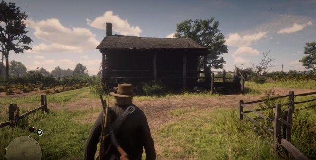 Red Dead Redemption 2 - All Shack Locations (100% Completion)