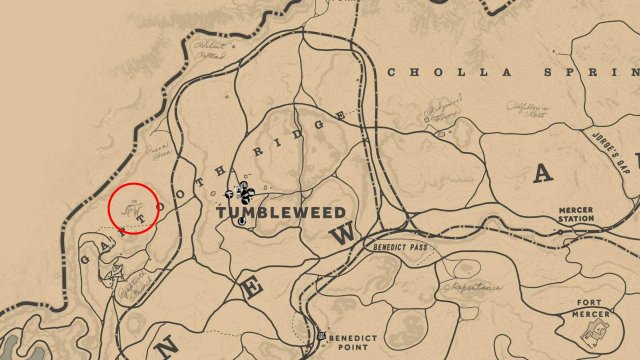 Red Dead Redemption 2 - All Legendary Animal Locations