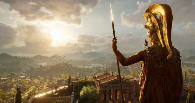 Assassin's Creed Odyssey - How to Get the Stink Eye Achievement