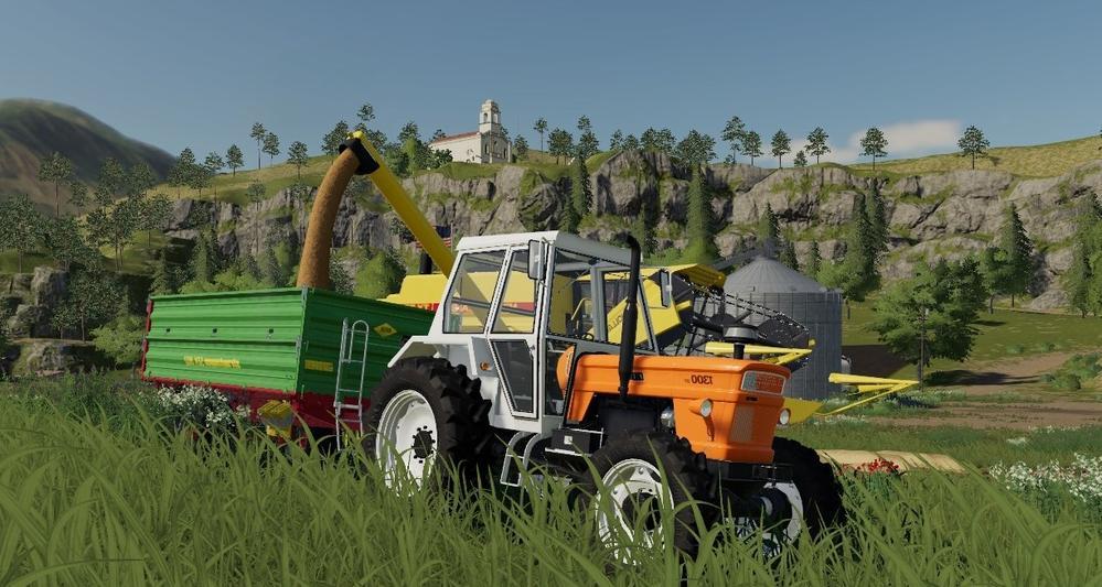 Farming Simulator 19 - Making Concrete