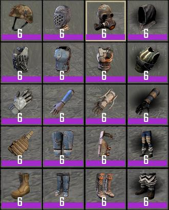 7 Days To Die Armor Explained And Ranked Alpha 17