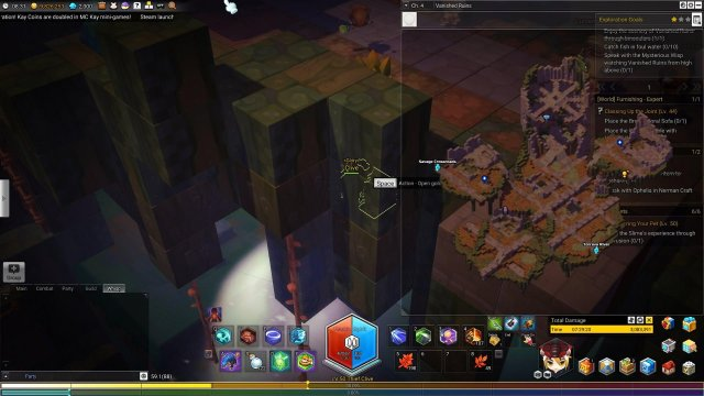 MapleStory 2 - Hidden Golden Treasure Chests Locations (PVP Maps)