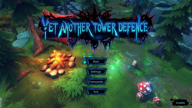 Yet Another Tower Defence - How to Enter the Secret Level