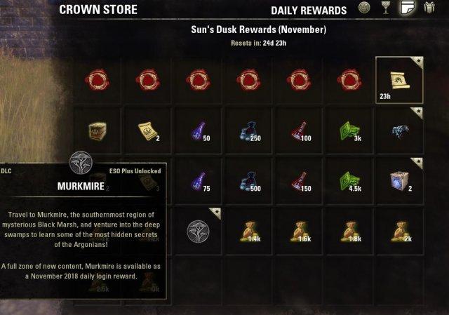 The Elder Scrolls Online - Saving Money on ESO