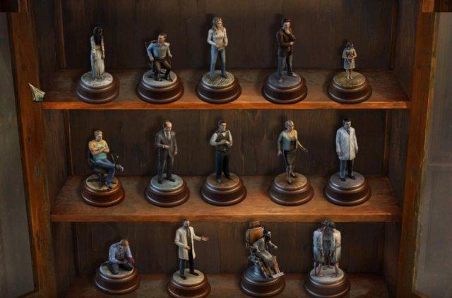 True Fear: Forsaken Souls - Figurines Collection (Part 2)