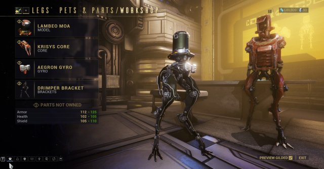 Warframe - MOA Guide + Recommended Builds