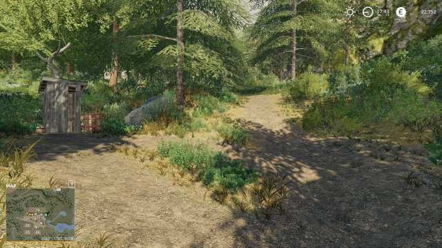 Farming Simulator 19 - Jet Set Farming 2148 Arcade Easter Egg