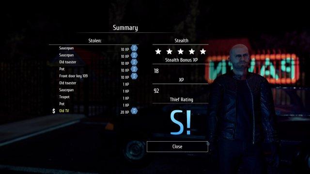 Thief Simulator - Basic Rules to Follow