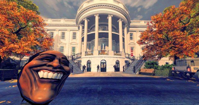 PAYDAY 2 - Washington DC Heist Secret Room Puzzle