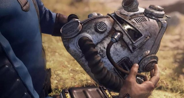 Fallout 76 - All Power Armor Locations