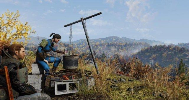 Fallout 76 - C.A.M.P. Building Guide
