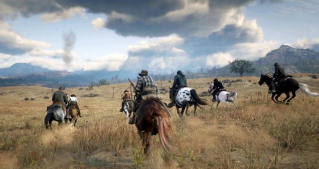 Red Dead Online - Bard's Crossing Treasure Map Location and Solution