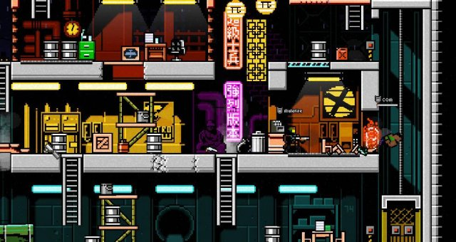 Superfighters Deluxe - Online Multiplayer (Hosting, Joining and Port Forwarding)