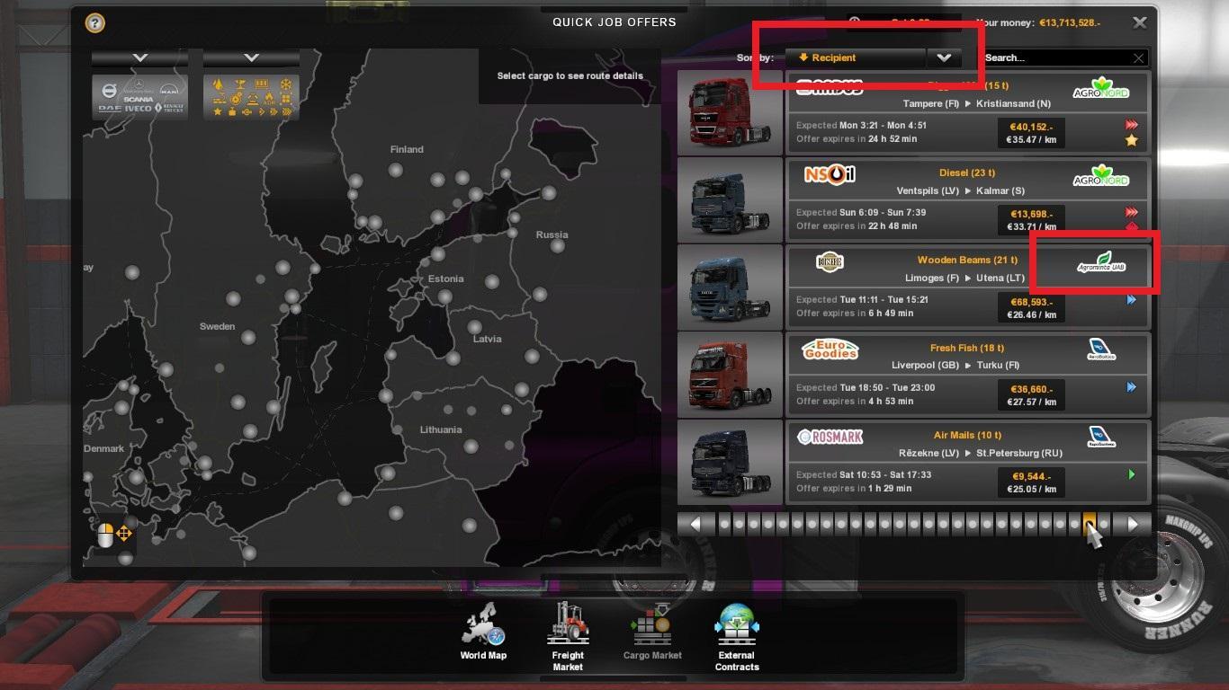Euro Truck Simulator 2 - Beyond the Baltic Sea DLC Guide