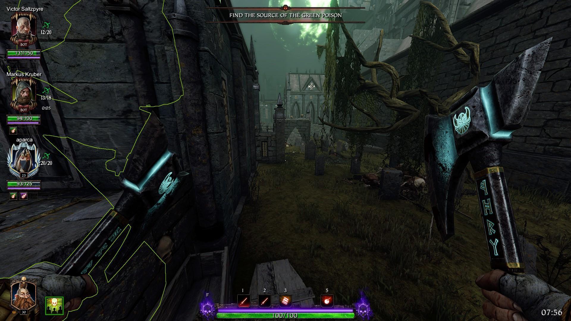 Warhammer Vermintide 2 Garden Of Morr Tomes Grimoires