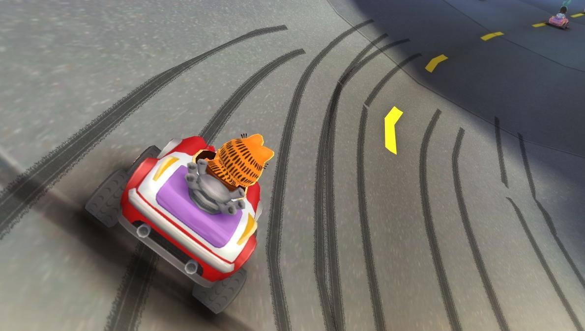Garfield Kart Beginner S Guide