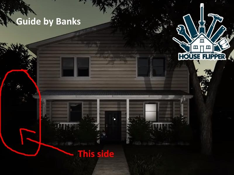 House Flipper - Make the Haunted House Daytime and Remove Demons on