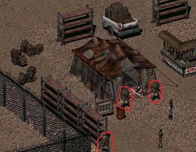 Fallout 2 - Heavy Weapons Guide