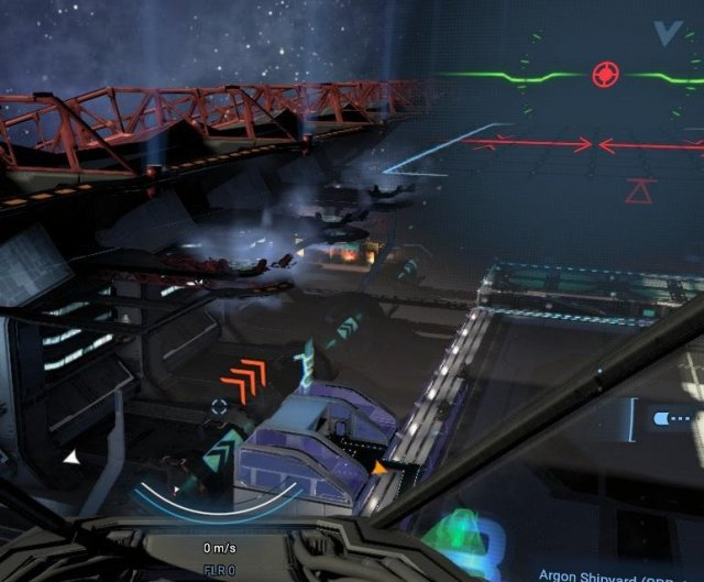 X4: Foundations - Docking Made Easy