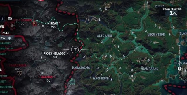 Just Cause 4 - Easter Egg Locations
