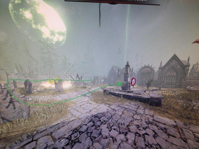 Warhammer: Vermintide 2 - Garden of Morr Rune Puzzle