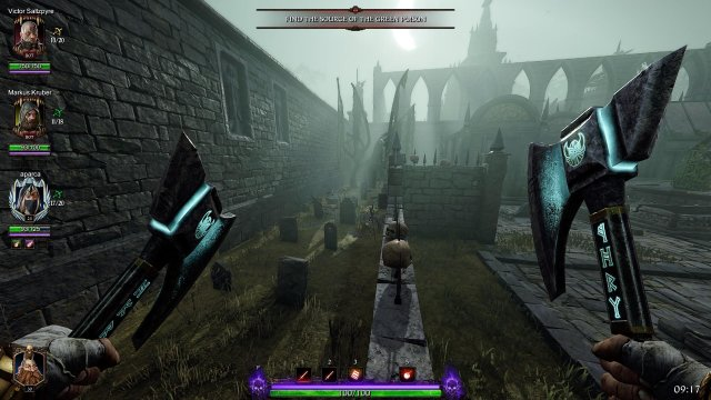 Warhammer: Vermintide 2 - Garden of Morr Tomes / Grimoires