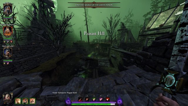 Warhammer: Vermintide 2 - Last Respects / Zingler's Bones and Where to Bury Them