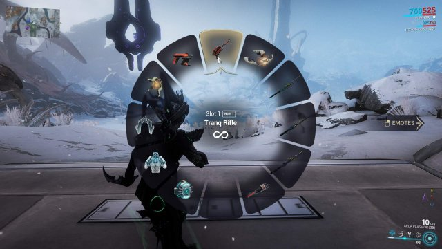 Warframe - Orb Vallis Conservation for Floofs and Profit / Hunting Guide