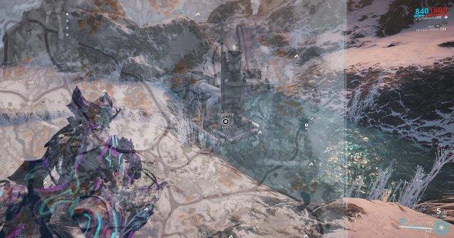 Warframe - Orb Vallis Solaris Mem Fragments Location Guide