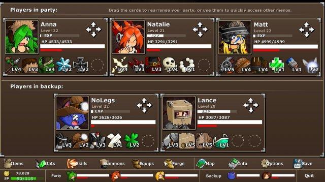 Epic Battle Fantasy 5 - How to Beat Valhalla